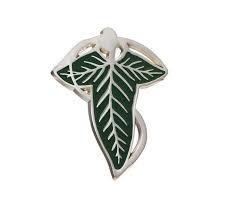 LOTR Elven Pin Badge