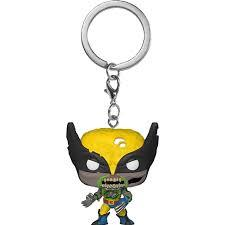 POP Keychain: Marvel Zombies: Wolverine