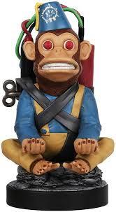 Cable Guy Phone/Controller Holder COD Monkey Bomb