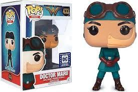 POP! Wonder Woman: Doctor Maru (DC Exc)