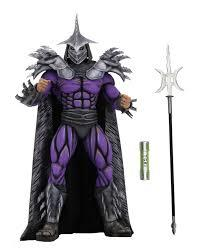 "7"" TMNT 1990 Movie Super Shredder Deluxe Figure"