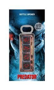 Predator Heat Vision Bottle Opener