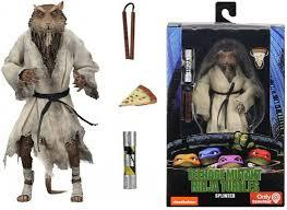 "7"" TMNT 1990 Movie Splinter"