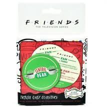 Central Perk Trivia Quiz Coasters
