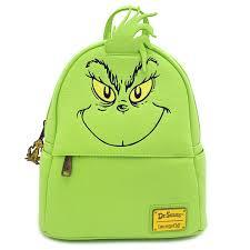 Loungefly: The Grinch Cosplay Mini Backpack