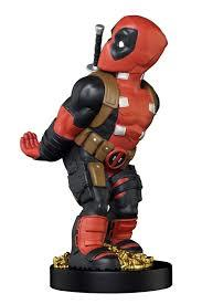 Cable Guy Phone & Controller Holder Deadpool Rear