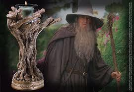 The Staff Of Gandalf the Grey - Candle Holder