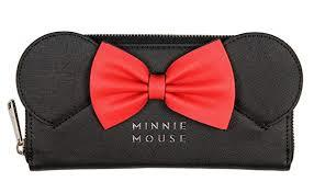 Loungefly: Minnie Ears and Bow Wallet