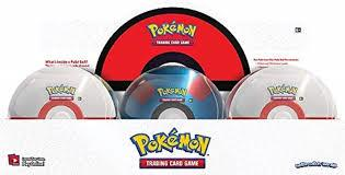 Pokemon TCG: Poke-Ball Tin Series 3