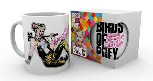 Birds Of Prey Roller Skates Mug