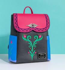 Loungefly: Frozen Anna Cosplay Mini Backpack