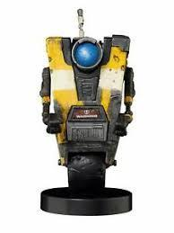 Cable Guy Phone & Controller Holder- Claptrap