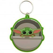 The Mandalorian 'The Child' Cute Keyring