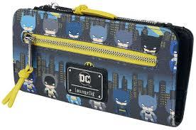 Loungefly: Batman Faux Leather Purse