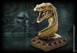 Harry Potter - Basilisk Bookend