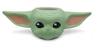 Star Wars: The Child Sculpted Mug