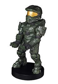 Cable Guy Phone & Controller Holder - Master Chief