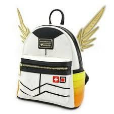 Loungefly: Overwatch Mercy Mini Backpack