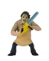 "6"" Toony Terrors Series II Leatherface"