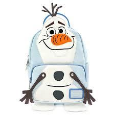 Loungefly: Frozen Olaf Cosplay Mini Backpack