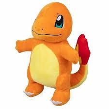 Pokemon 8 Inch Charmander Plush