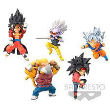 Super DBZ World Collectable Mystery Figure