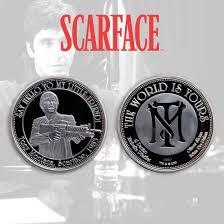 Scarface Limited Edition Coin