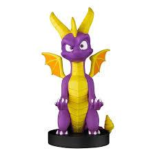 Cable Guy Phone & Controller Holder - Spyro XL