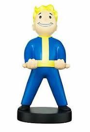Cable Guy Phone & Controller Holder Vault Boy F76