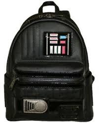 Loungefly: Darth Vader Leather Backpack