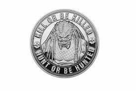 Predator Limited edition Coin