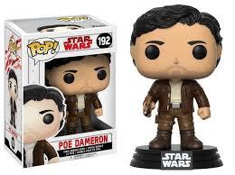 POP: Star Wars: E8: Poe Dameron