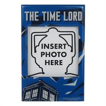Doctor Who (Time Lord) Photo Magnet