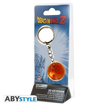 "Dragonball - Keychain 3D ""DBZ/ Dragon Ball"""