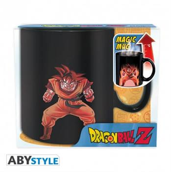 DBZ - Mug Heat Change - 460 ml - DBZ/ Goku