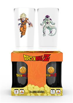 Goku vs Frieza Glasses Dragonball Z