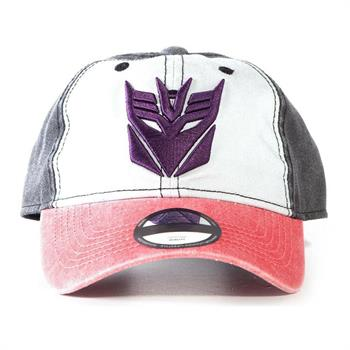 Transformers Decepticons Adjustable Cap