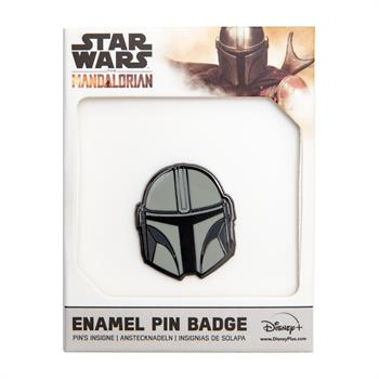 The Mandalorian Enamel Pin Badge