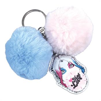 Keyring (Header) Pom Pom - DC Comics (Mad Love)
