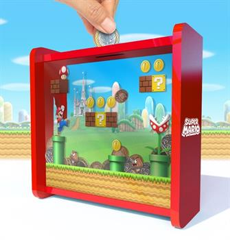 Super Mario Arcade Money Box BDP