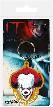 IT Chapter Two (Come Back And Play) Keychain