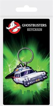 Ghostbusters Ectomobile Rubber Keychain