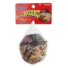 Nightmare On Elm Street Madballs Freddy
