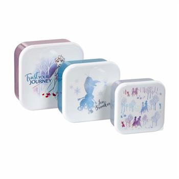 Frozen 2: Plastic Storage Set: Trust Your Journey