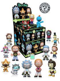 Mystery Mini: Rick & Morty