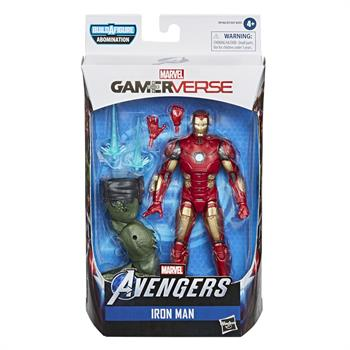 "Avengers Legends Video Game 6"" Iron Man"