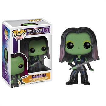 POP: Marvel: GOTG: Gamora