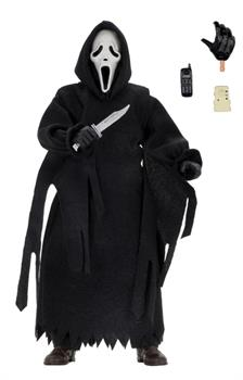 "Scream Ghostface 8"" Clothed Action Figure"
