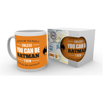 Batman Be Yourself Mug