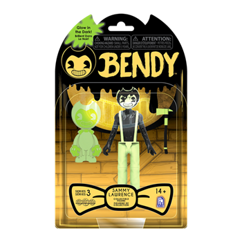 "Bendy & The Dark Revival 5"" GitD Figure - Sammy"